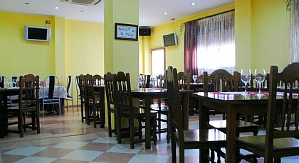 Restaurante - Hostal Julián